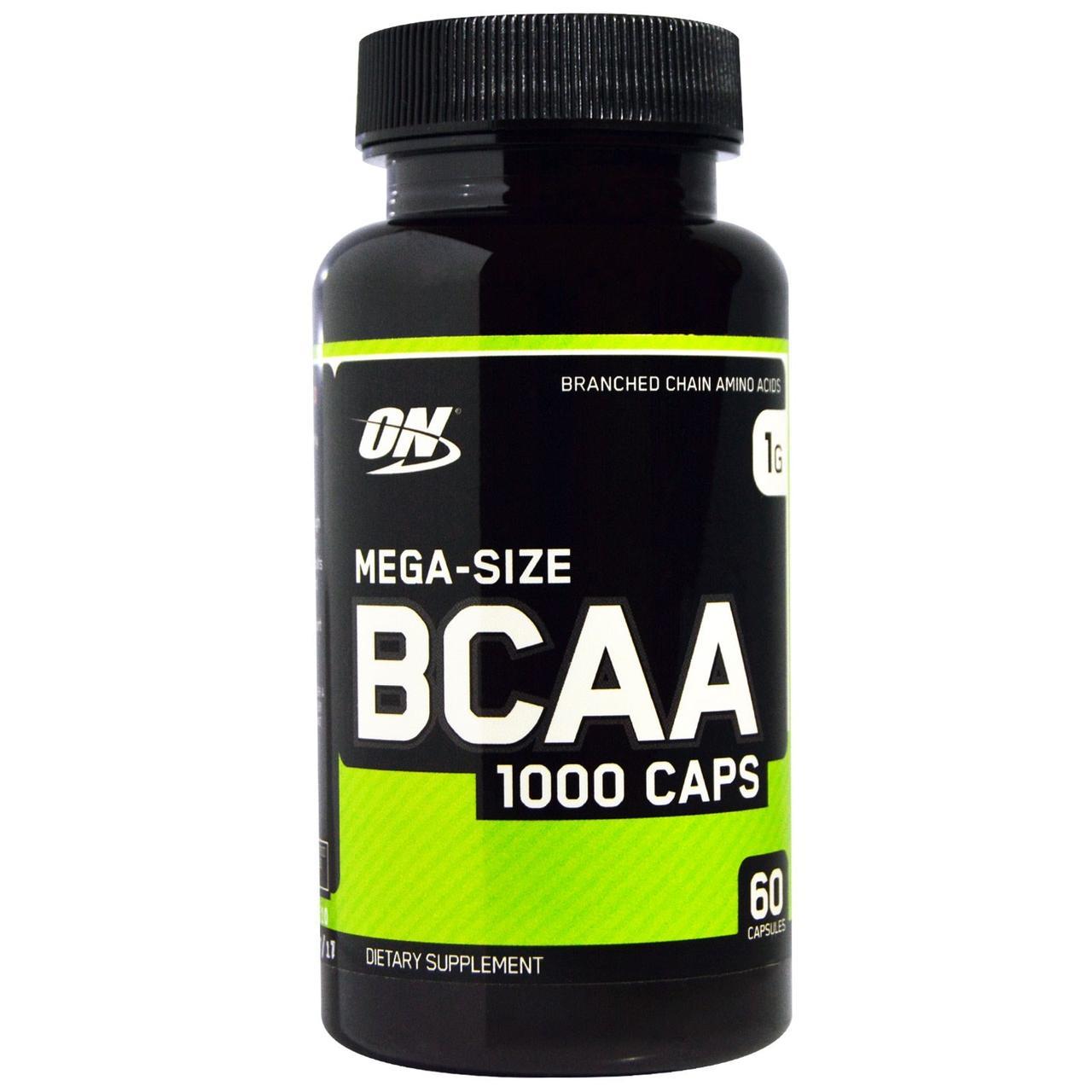 Optimum Nutrition, Аминокислотный комплекс BCAA 1000 Caps, большая упаковка, 1 г, 60 капсул, купить, цена, отзывы - ⭐FREELIFE⭐ интернет-магазин натуральных препаратов для здоровья №➀ в Украине в Киеве