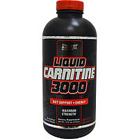Nutrex Research, Liquid Carnitine 3000, Ягодный взрыв, 473 мл