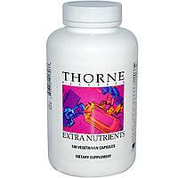Thorne Research, Дополнительные питательные вещества, 180 растительных капсул, купить, цена, отзывы