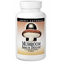 Source Naturals, Грибная имунная защита 120 таблеток, купить, цена, отзывы