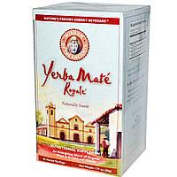 Wisdom Natural, Парагвайский мате ройал, 25 чайных пакетиков, 1,77 унций (50 г), купить, цена, отзывы