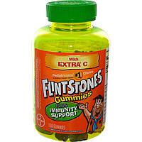 Flintstones, Жевательные конфеты, мультивитамин для детей, 150 конфет, купить, цена, отзывы