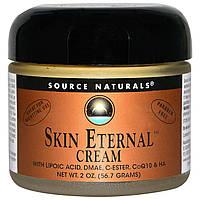 Source Naturals, Крем Skin Eternal, 2 унции (56,7 г), купить, цена, отзывы