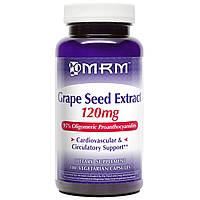 MRM, Экстракт семян винограда, 120 мг, 100 капсул на растительной основе, купить, цена, отзывы