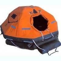 Плот спасательный ПСН-10(на 10 мест)