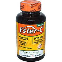 American Health, Эстер-С, порошок с цитрусовыми биофлавоноидами, 4 унции (113,4 г), купить, цена, отзывы
