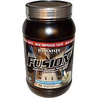 Dymatize Nutrition, Протеиновая смесь Элит Фьюжн 7, сливочный ванильный шейк, 908 г (2 фунта), купить, цена, отзывы