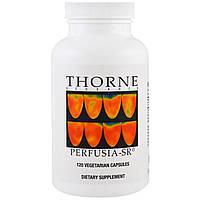 Thorne Research, Perfusia-SR, 120 вегетарианских капсул, купить, цена, отзывы