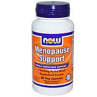 Now Foods, Поддержка в период менопаузы, 90 капсул в растительной оболочке, купить, цена, отзывы