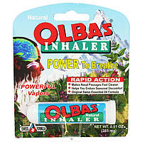 Olbas Therapeutic, Ингалятор, 0.01 унции (285 мг), купить, цена, отзывы