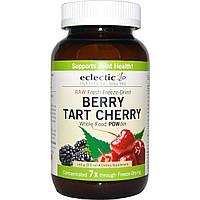Eclectic Institute, Berry Tart Cherry, цельнопищевой порошок из вишни, 5,1 унций (144 г), купить, цена, отзывы