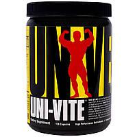 Universal Nutrition, Uni-Vite, 120 Капсул, купить, цена, отзывы