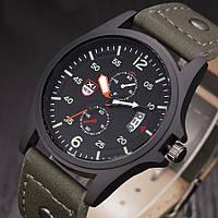 Часы мужские наручные XI New army green