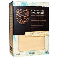Ojio, Сырая органическая молотая мака, 8 унций (227 г), купить, цена, отзывы