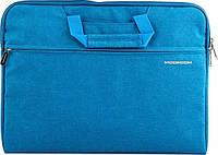 """Сумка для ноутбука 13,3"""" ModeCom Highfill Blue"""