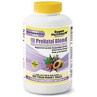 Super Nutrition, Смесь для беременных, 180 таблеток, купить, цена, отзывы