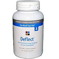 D'adamo, Формула, блокирующая лектин, для крови группы A, 120 вегетарианских капсул, купить, цена, отзывы
