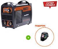 ДНІПРО-М Сварочный инвертор Дніпро-М САБ-250ДПК mini + Маска хамелеон Forte MC-1000