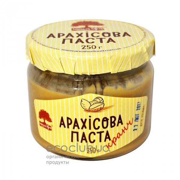 Паста арахисовая Кранч ТМ Інша їжа 250г