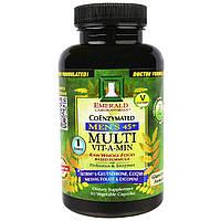 Emerald Laboratories, Multi Vit-A-Min, мультивитамины для мужчин 45+, по 1 капсуле в день, 30 вегетарианских капсул, купить, цена, отзывы