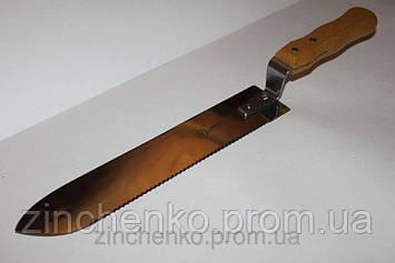 """Пасечный нож """"Jero"""" 250мм односторонний"""