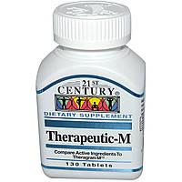 21st Century, Терапевт-М, 130 таблеток, купить, цена, отзывы
