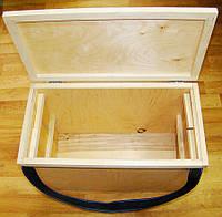 Рамконос -роевня для 6 рамок Дадан или 12 рамок  145 мм (фанера)