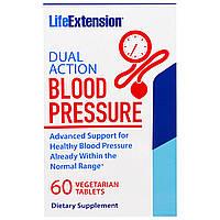 Life Extension, Двойное Воздействие на Артериальное Давление, 60 Растительных таблеток, купить, цена, отзывы