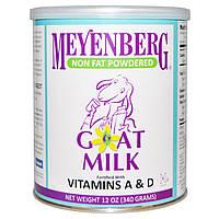 Meyenberg Goat Milk, Meyenberg Goat Milk, Обезжиренное сухое козье молоко, 12 унций (340 г, купить, цена, отзывы