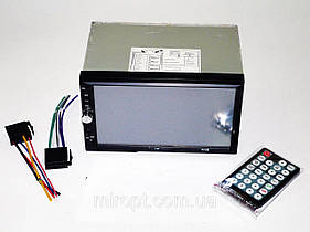 "2Din Pioneer 7012 7"" Экран Магнитола USB+Bluetoth+Камера"