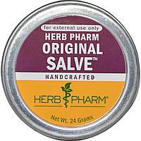 Herb Pharm, Мазь Original Salve, 24 г, купить, цена, отзывы