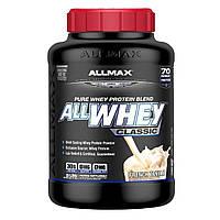 ALLMAX Nutrition, AllWhey Classic, Pure Whey Protein Blend, French Vanilla, 80 oz (2.27 kg), купить, цена, отзывы
