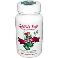 Vitanica, GABA Ease, 60 вегетарианских капсул, купить, цена, отзывы