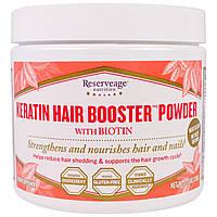 ReserveAge Nutrition, Кератиновая пудра с биотином для усиления волос, 2,75 унции (78 г), купить, цена, отзывы