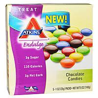 Atkins, Treat Endulge, Шоколадные конфеты, 5 уп., каждая по 1 унц. (28 г)