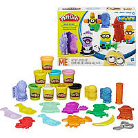Плей-Дох Пластилин Переполох Миньонов Play Doh Play-Doh Makin' Mayhem Set Featuring Despicable Me Minions