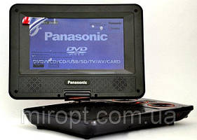 "Panasonic TH 7050 Портативный DVD 7,6"" TV+USB+SD"