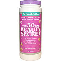 FutureBiotics, Комплекс «30-дневный секрет красоты», 30 пакетиков