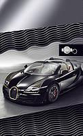 Бумажный подарочный пакет Малый - Bugatti