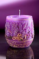 Декоративная свеча RAK - LAMPION Lawenda 90/95