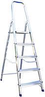 Лестница алюминиевая (стремянки для дома сада дачи строительная строительные)