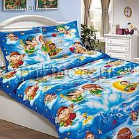 Комплект детского постельного белья подростковый Амурчики