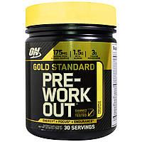 Optimum Nutrition, Gold Standard, перед тренировкой, ананасовый, 10,58 унций (300 г)