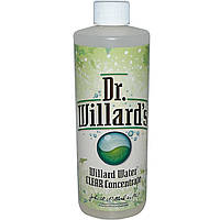 Willard, Водный очищающий концентрат Уилларда, 16 унций (0.473 л)