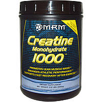 MRM, Моногидрат креатина 1000, 2,2 фунта (1000 г)