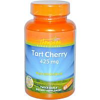 Thompson, Кислая вишня, 425 мг, 60 растительных капсул