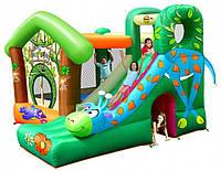 Надувной детский батут «Жирафик» Happy Hop 9139