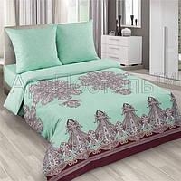 Ткань для постельного белья поплин Турецкие мотивы