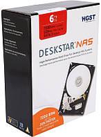 HDD SATA 6.0TB Hitachi (HGST) Deskstar NAS 7200rpm 128MB (H3IKNAS600012872SWW/0S04007)