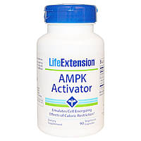 Life Extension, AMPK Activator, 90 вегетарианских капсул